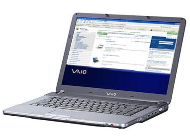 Sony Vaio VGN S560